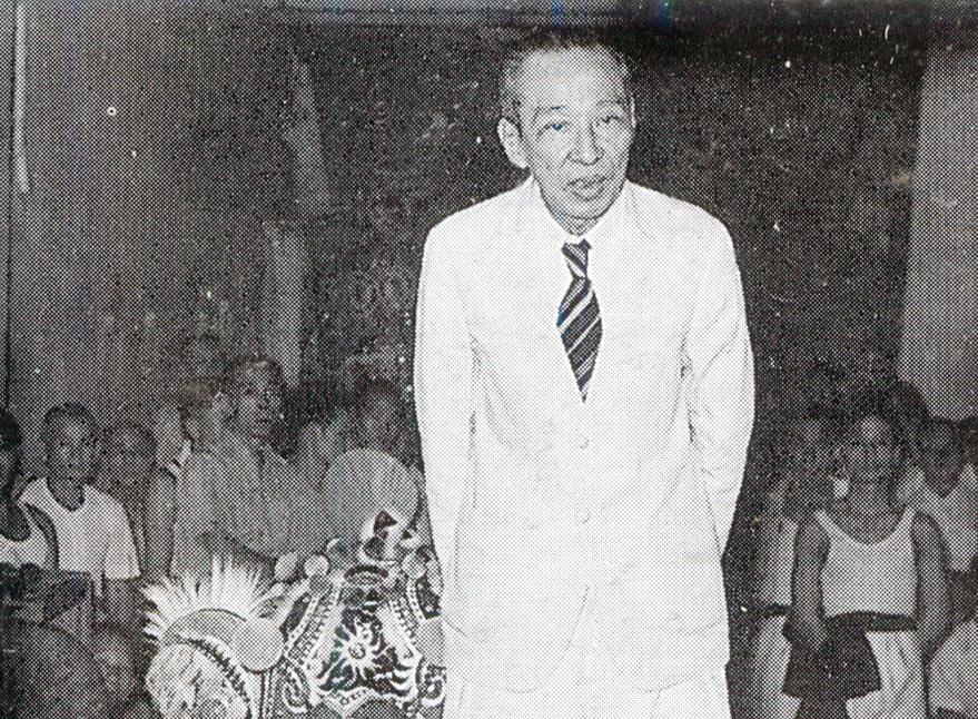 026 Mr. Lee Wing Thong