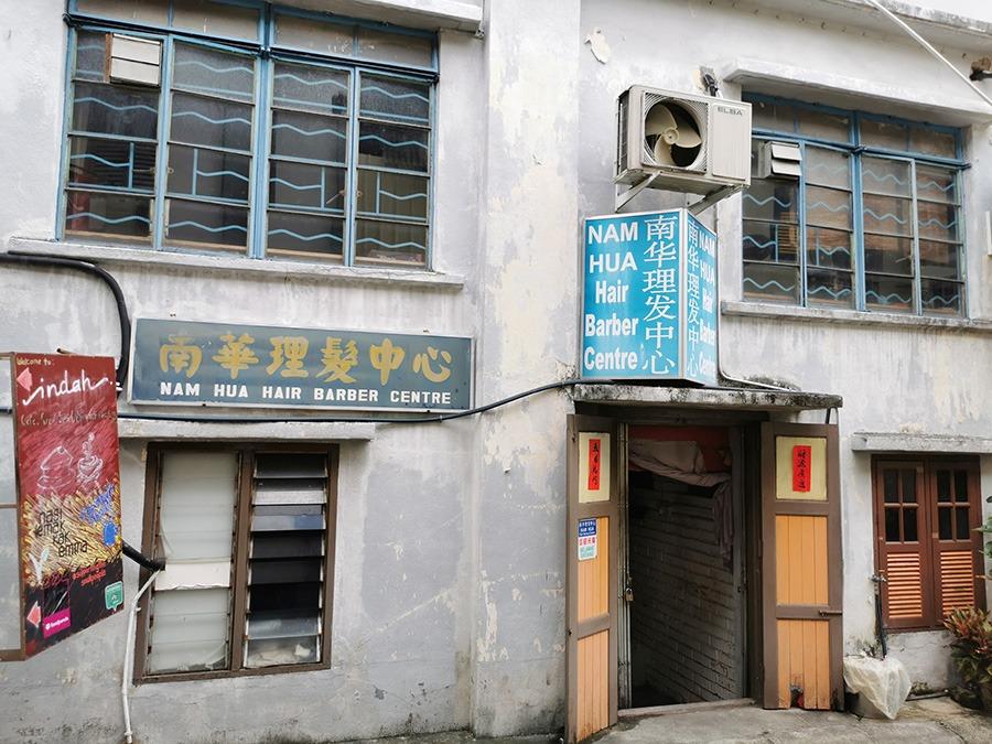 A Barber's Craft: Chai Ko Yin's 60-Year Profession