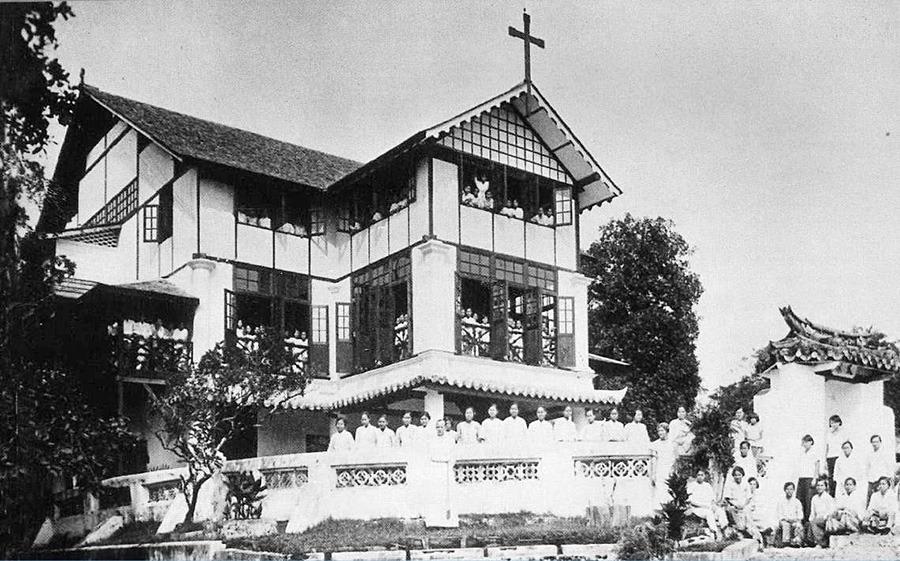 038 Ong Ewe Hai Former Residence