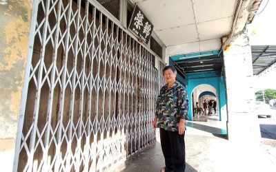 Growing Up at Old Bazaar in the 1960s with Kueh Geok Boi