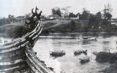 In Search of the Vanished Sungai Kuching