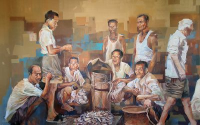 Mural Art – Trading of Local Products